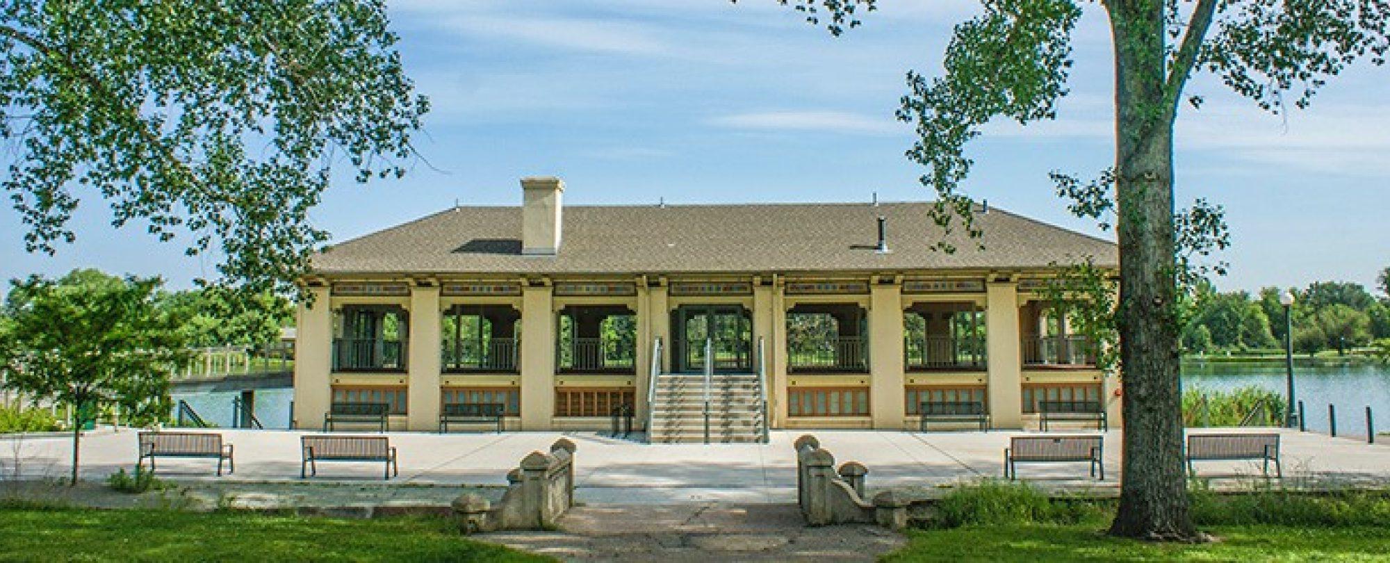 Washington Park Boathouse
