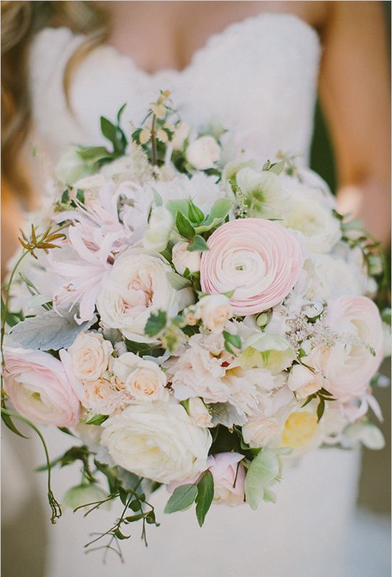 The Most Stunning Ranunculus Arrangements For Your Wedding Mywedding