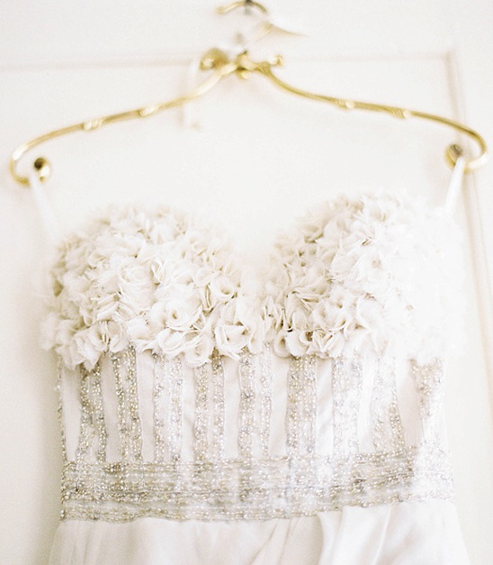 Rosy Wedding Dress