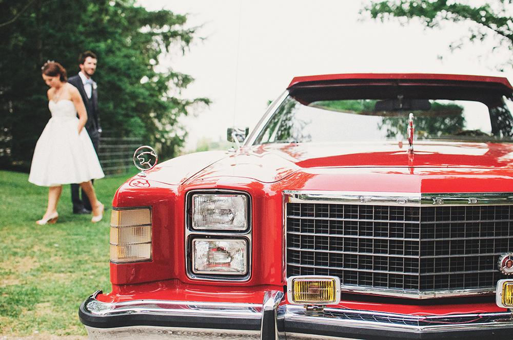 Wedding transportation idea