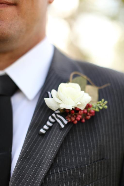 White (Rose) Wedding