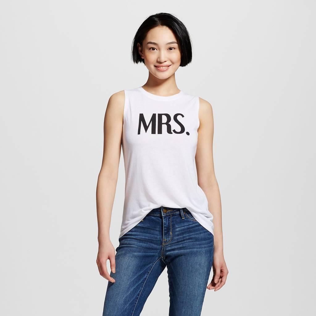 Mrs. muscle tank