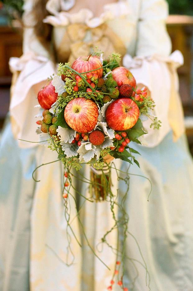 Whimscial Apple Bouquet