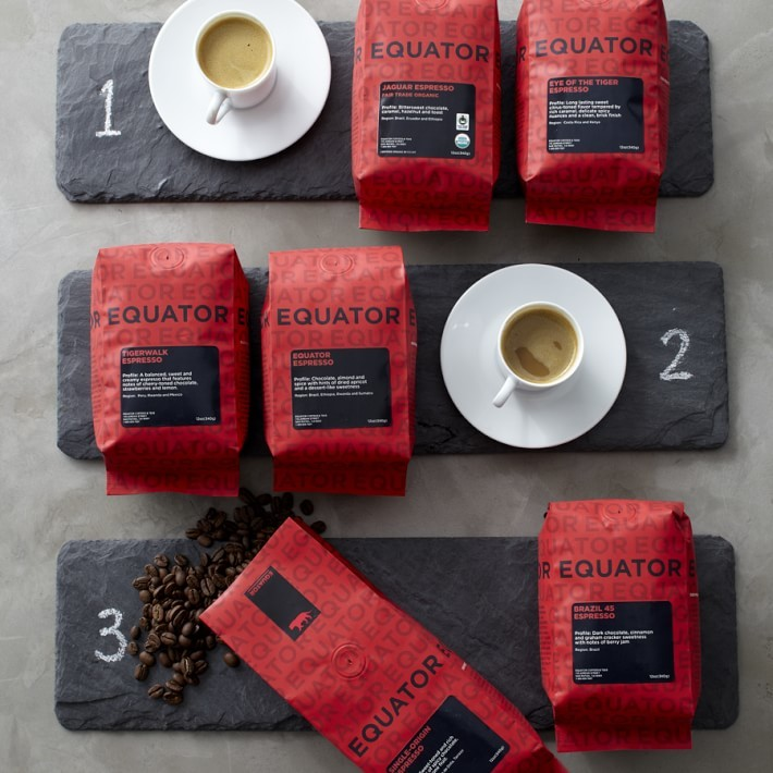 Coffee subscription from Williams-Sonoma