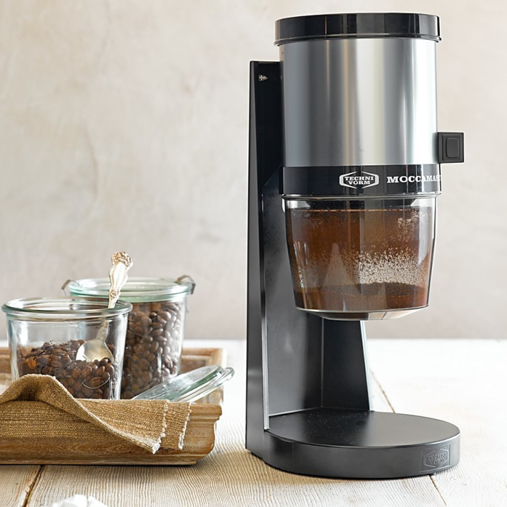 Coffee grinder from Williams-Sonoma