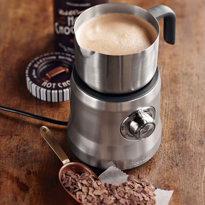 Cappucino frother from Williams-Sonoma
