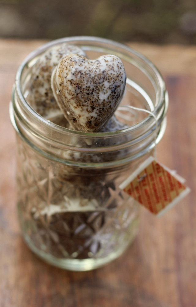 Chai Sugar Scrub Bars by With Lovely