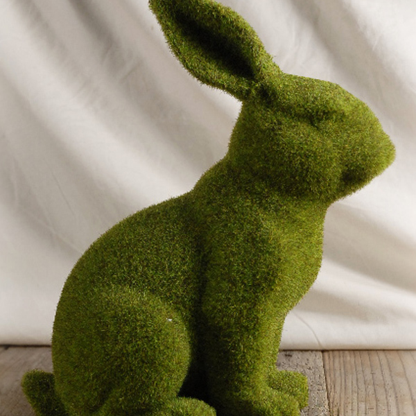 mossy bunny rabbit