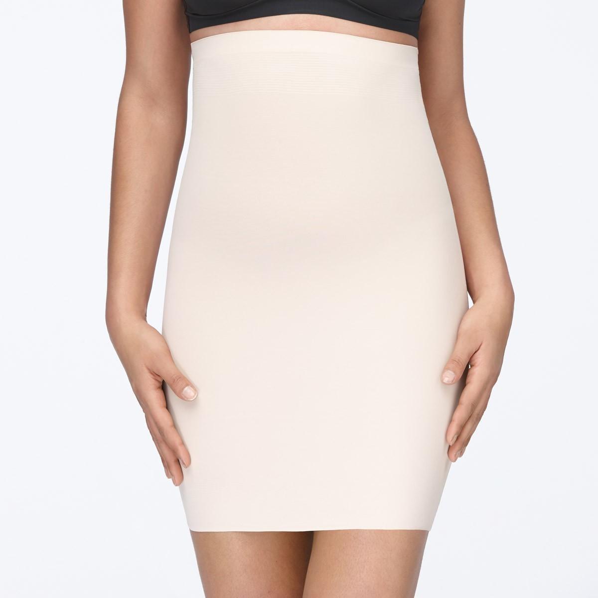 Yulia High Waist Skirt Slip