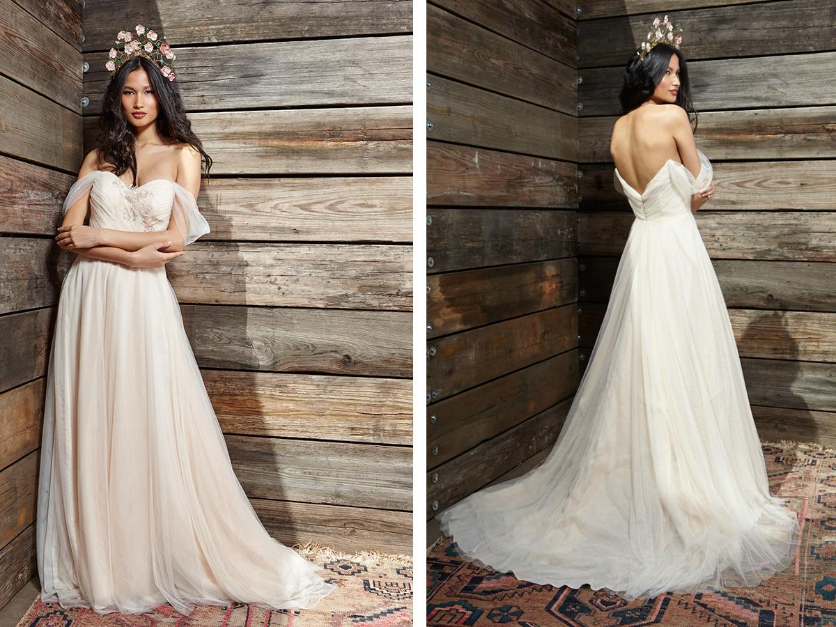 boho wedding dress 7