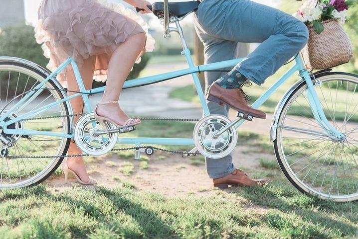 bike engagement session 4