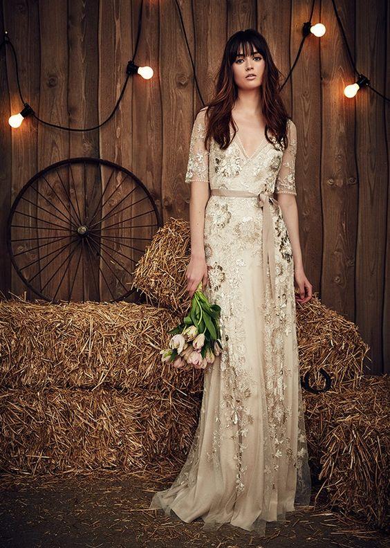 boho wedding dress 5