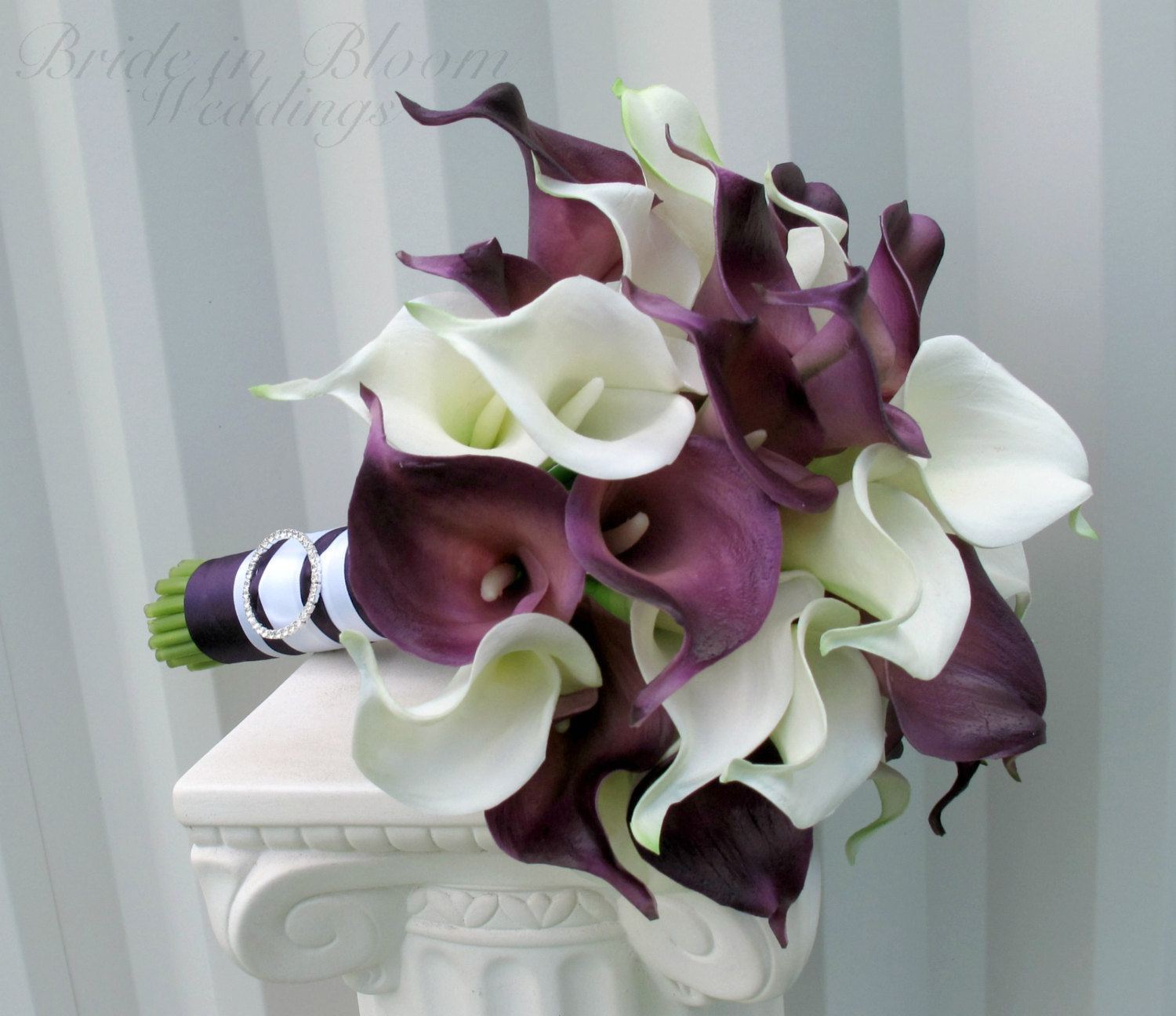 10 Stunning Calla Lily Arrangements For Your Wedding Day Mywedding