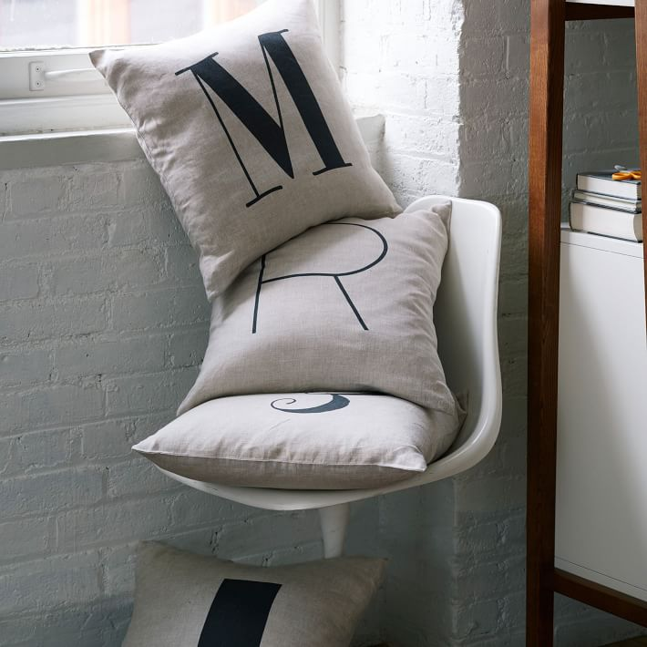 wedding-registry-ideas-for-book-lovers-letter-pillows-west-elm