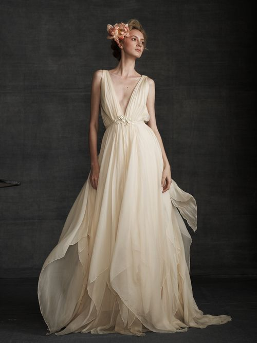 boho wedding dress 9