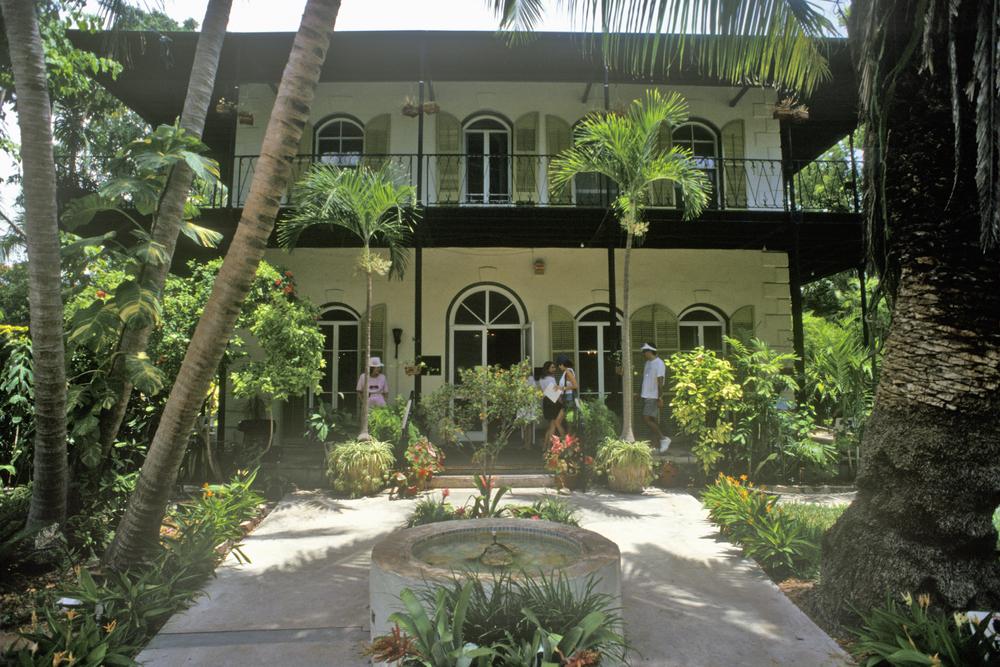 Ernest Hemmingway's home