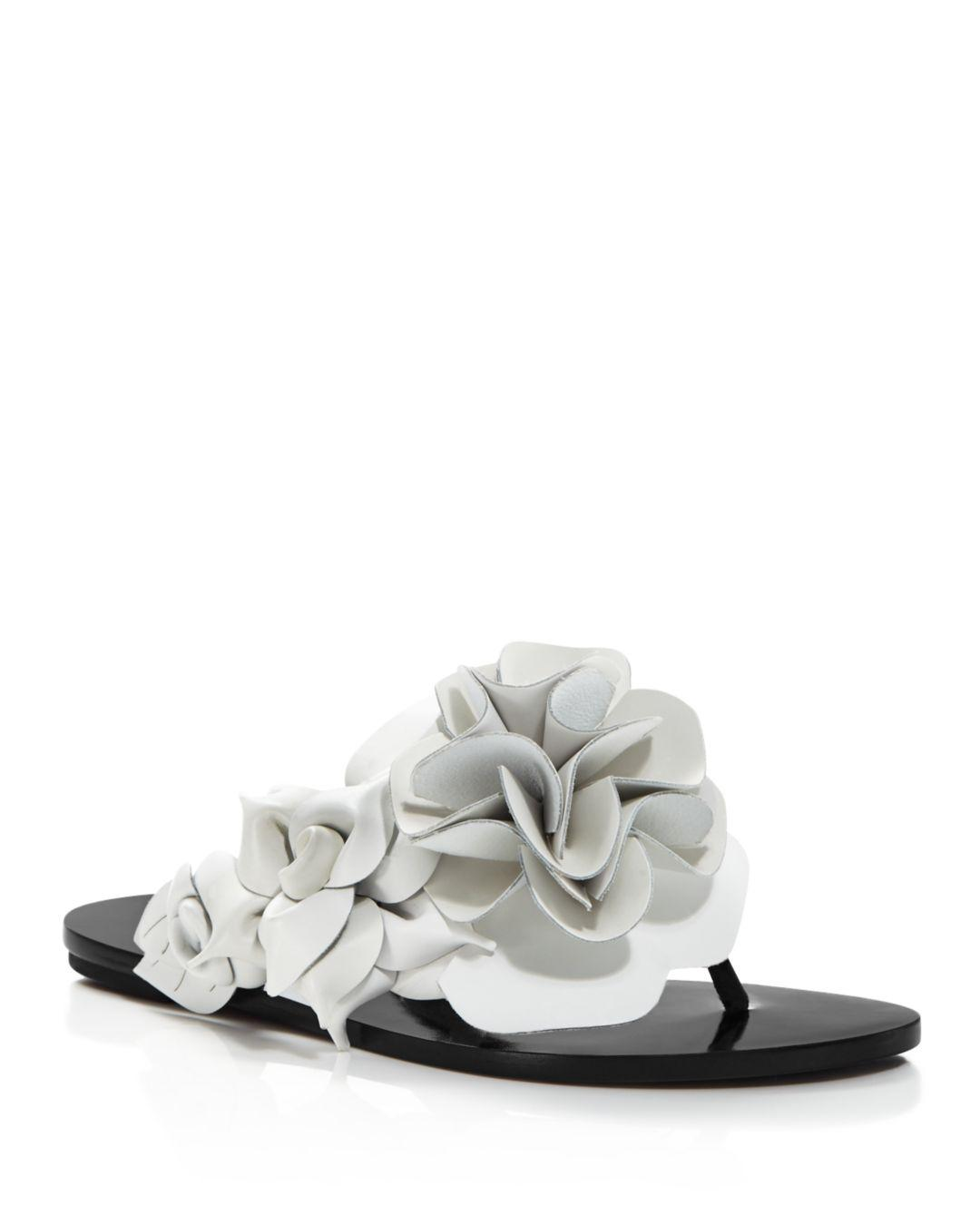 Sophia Webster Jumbo Lilico Flower Flat