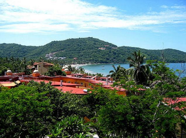 Zihuatenejo, a sleepy village on Mexico's Pacific coast